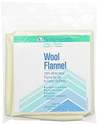 Home Health Large Wool Flannel 18X24 inches
