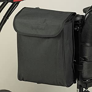 Wheelchair or Mobility Scooter Pannier Bag